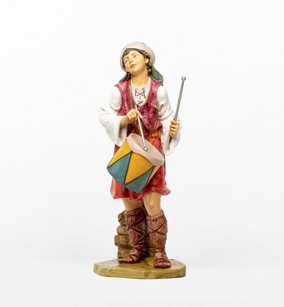 Pastore con tamburo cm. 125