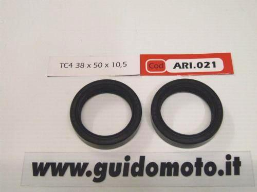 ARI.021 PARAOLIO PER FORCELLA 38X50X10,5