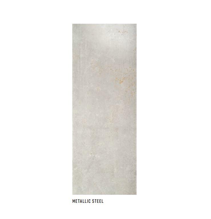 COLLEZIONE METALLIC CM.45X120 RIVESTIMENTO IN MONOPOROSA RETTIFICATO 1° SCELTA