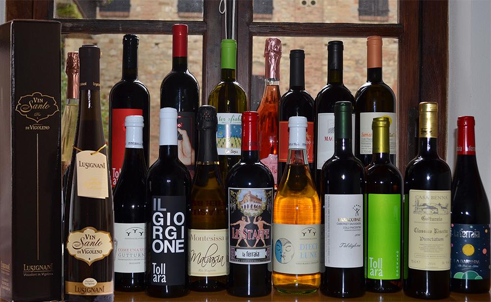 Vin Santo di Vigoleno e passiti