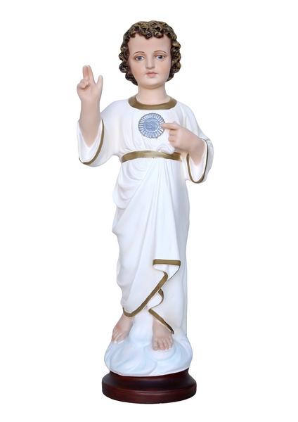 SS. Nome di Gesù in resina cm. 50