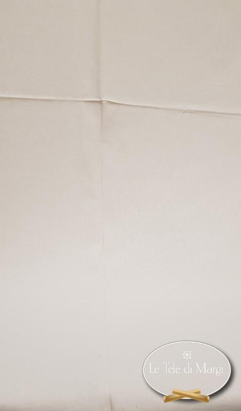 Telo Granfoulard copritutto Tinta unita Panna 160 x 280