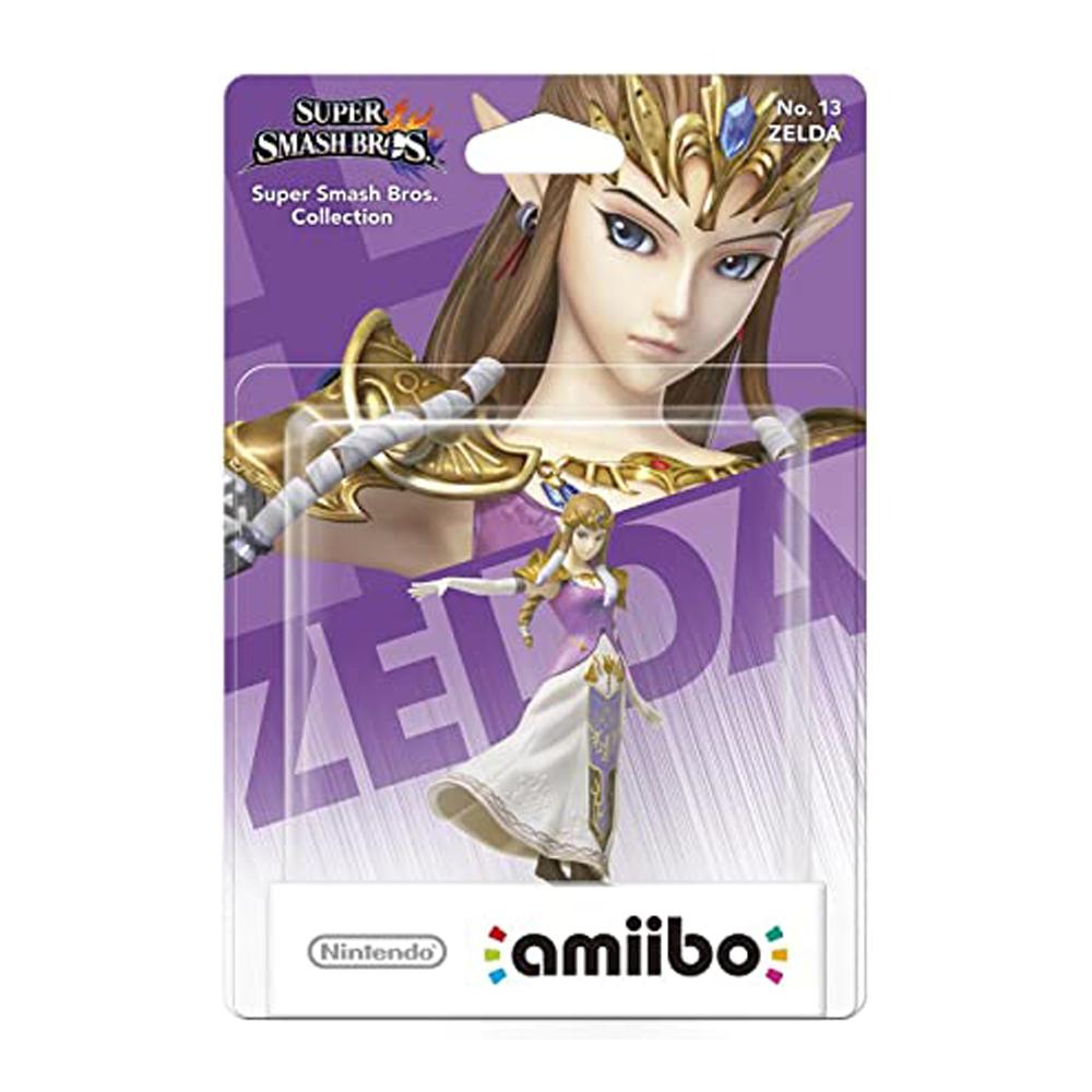 Amiibo - Zelda (no 13) - Super Smash Bros Collection