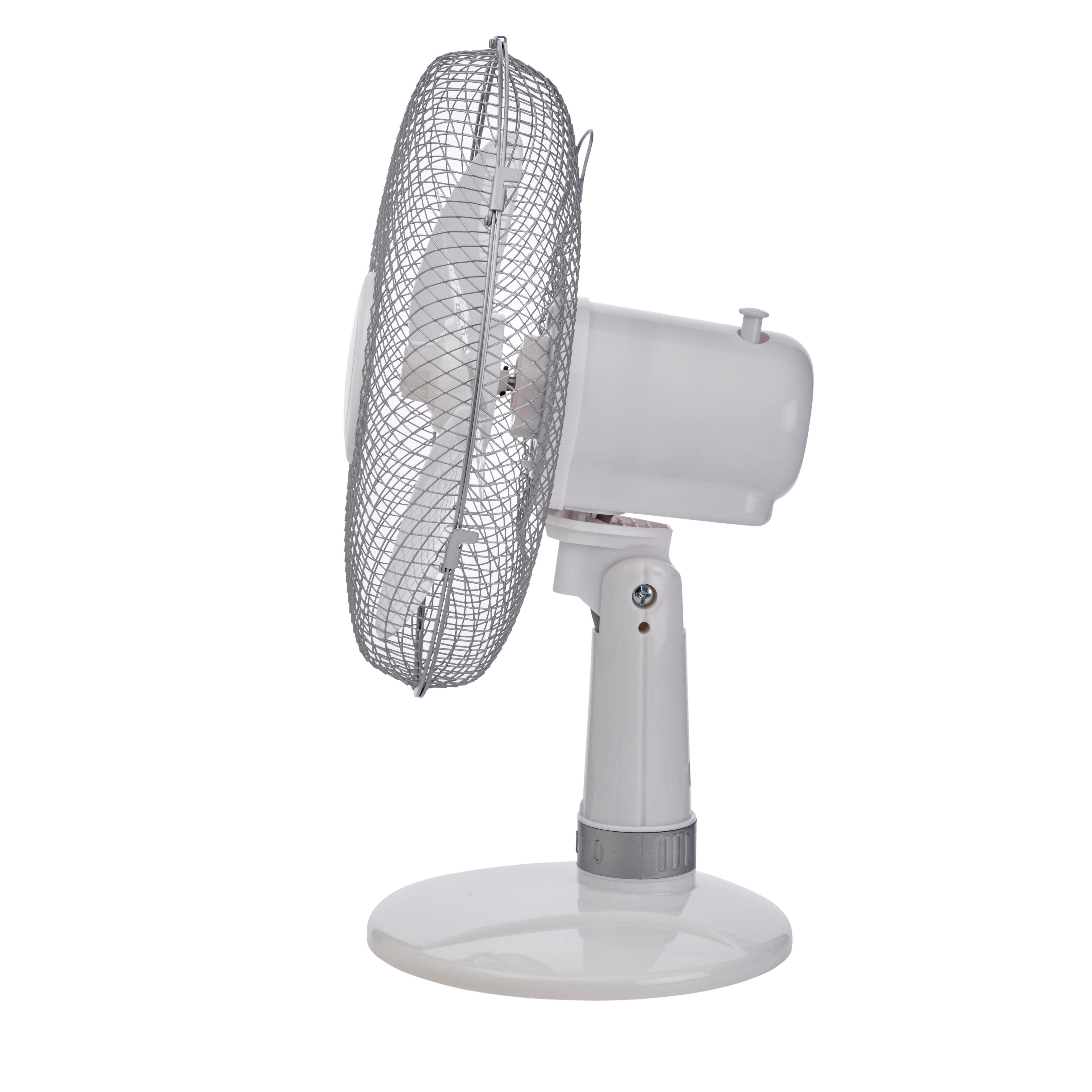 Bimar VT422 ventilatore Grigio, Bianco