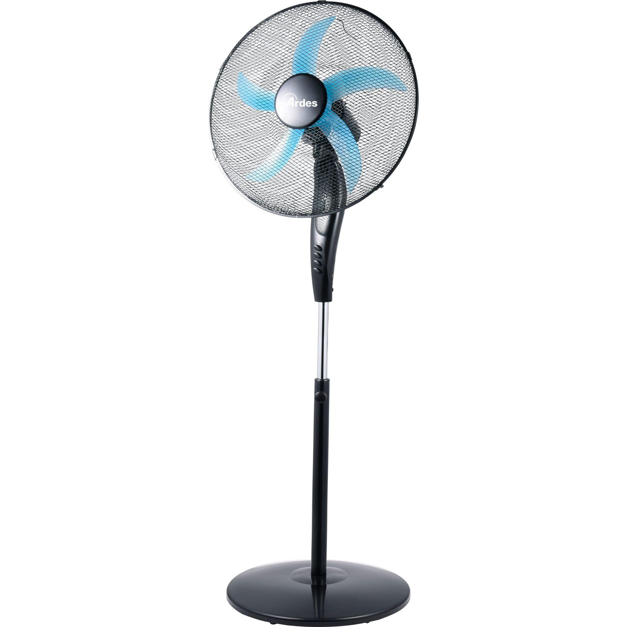 Ardes EASY 50PB ventilatore Nero, Blu