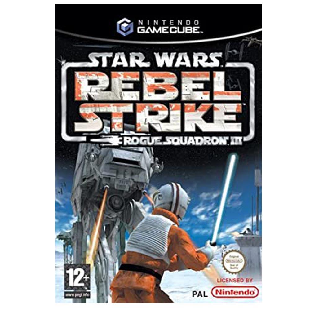 Rebel Strike: Rogue Squadron III - Star Wars - USATO - Gamecube