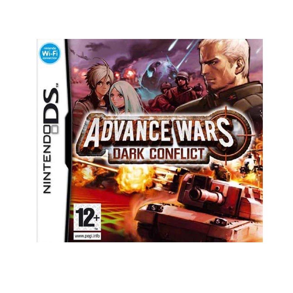 Advance Wars: Dark Conflict - USATO - NintendoDS