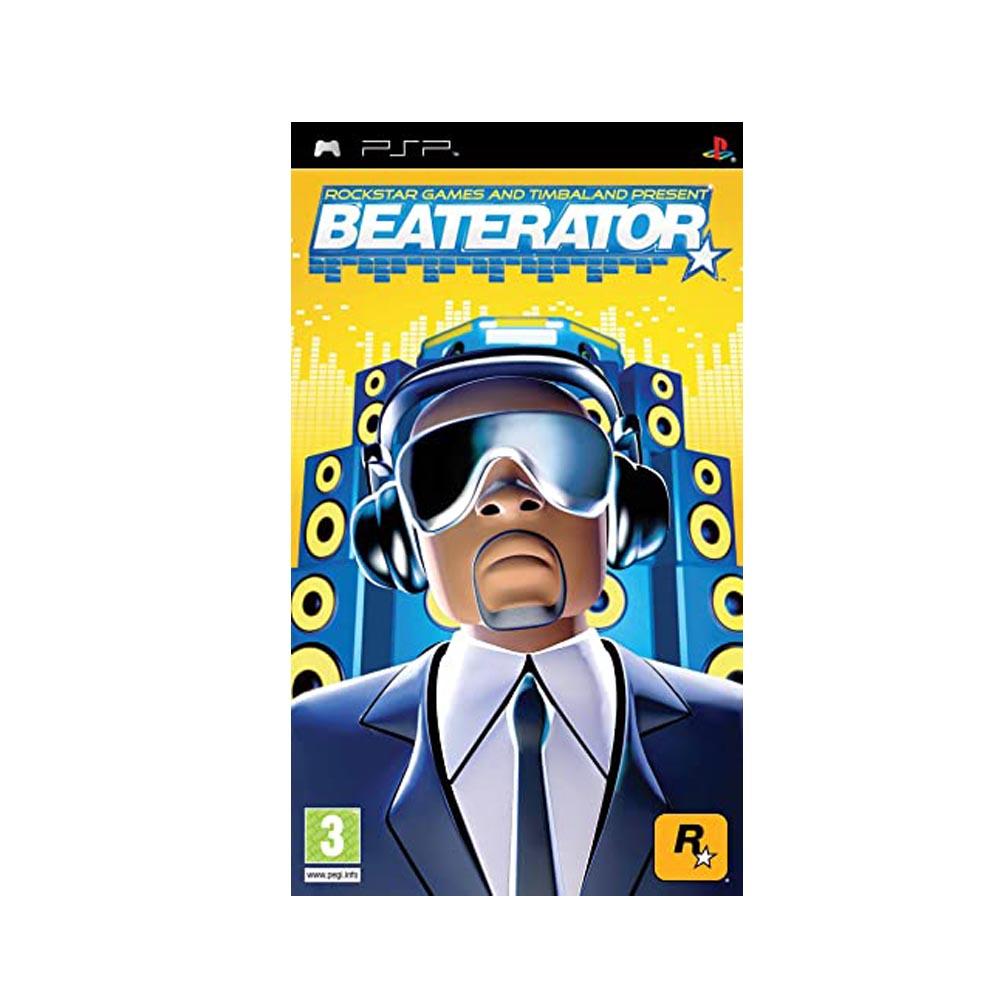 Beaterator - USATO - PSP