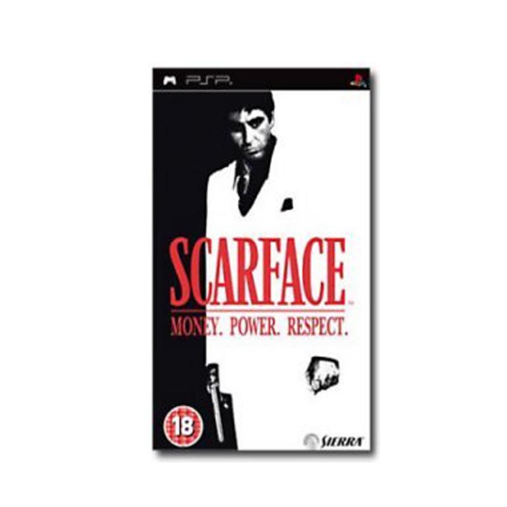 Scarface: Money, Power, Respect - USATO - PSP