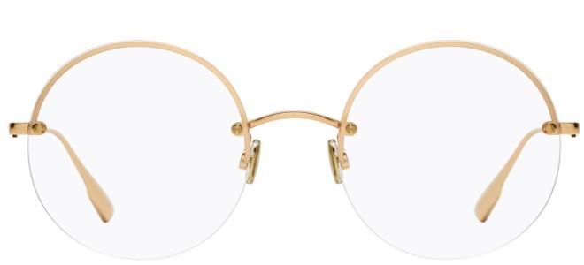 Christian Dior - Occhiale da Vista Donna, STELLAIRE  O12, Rose Gold  DDB  C54