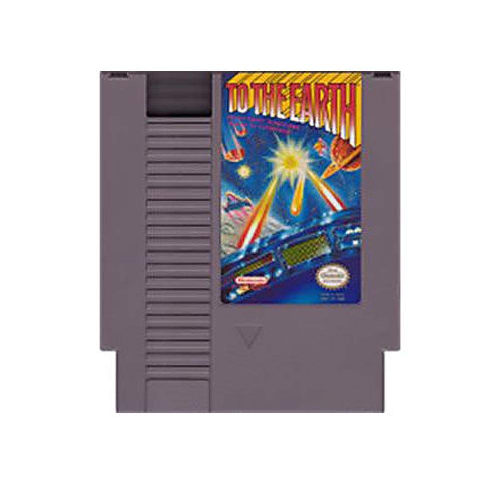 To The Earth - loose - USATO - NES