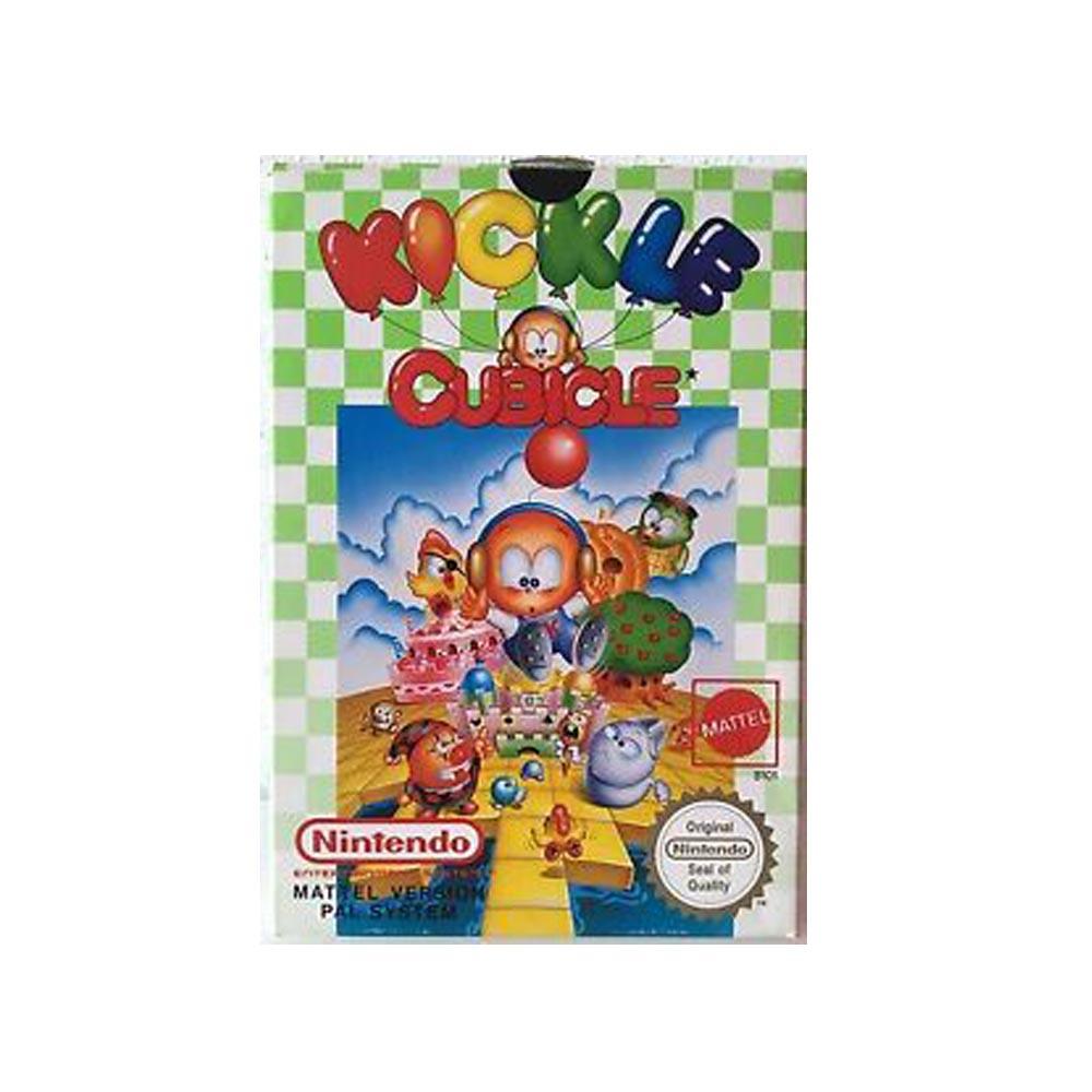 Kickle Cubicle - USATO - NES