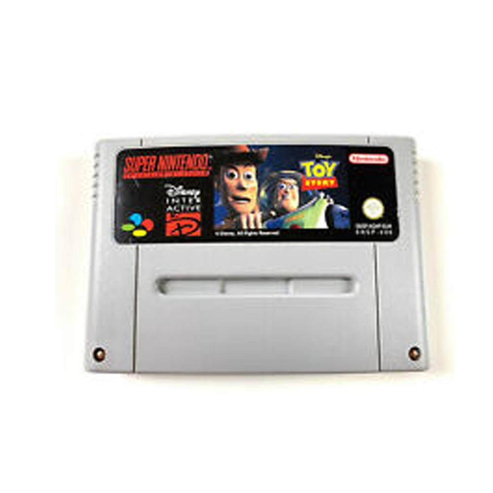 Toy Story - loose - USATO - SNES