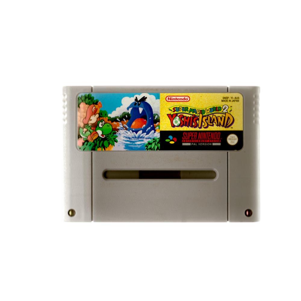 Super Mario World 2: Yoshi's Island - loose - USATO - SNES