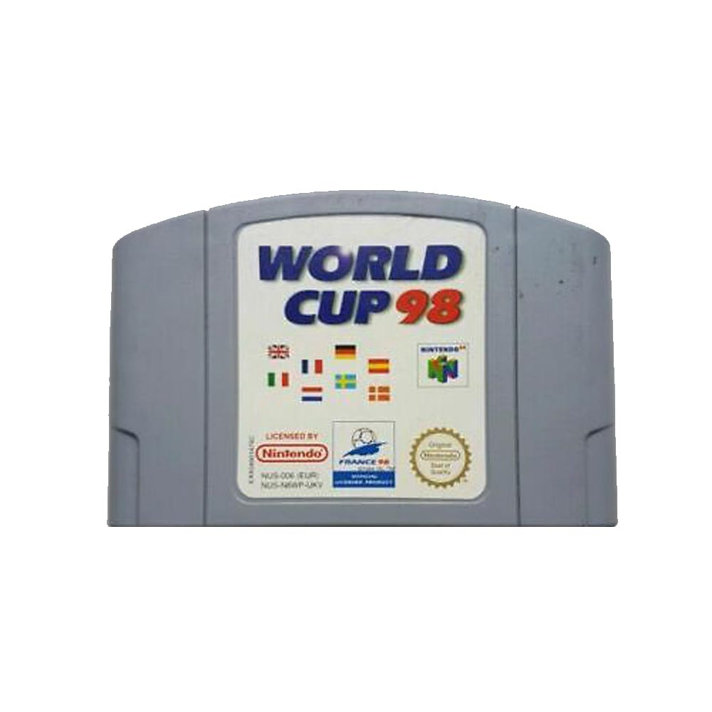 World Cup 98 - loose - USATO - N64