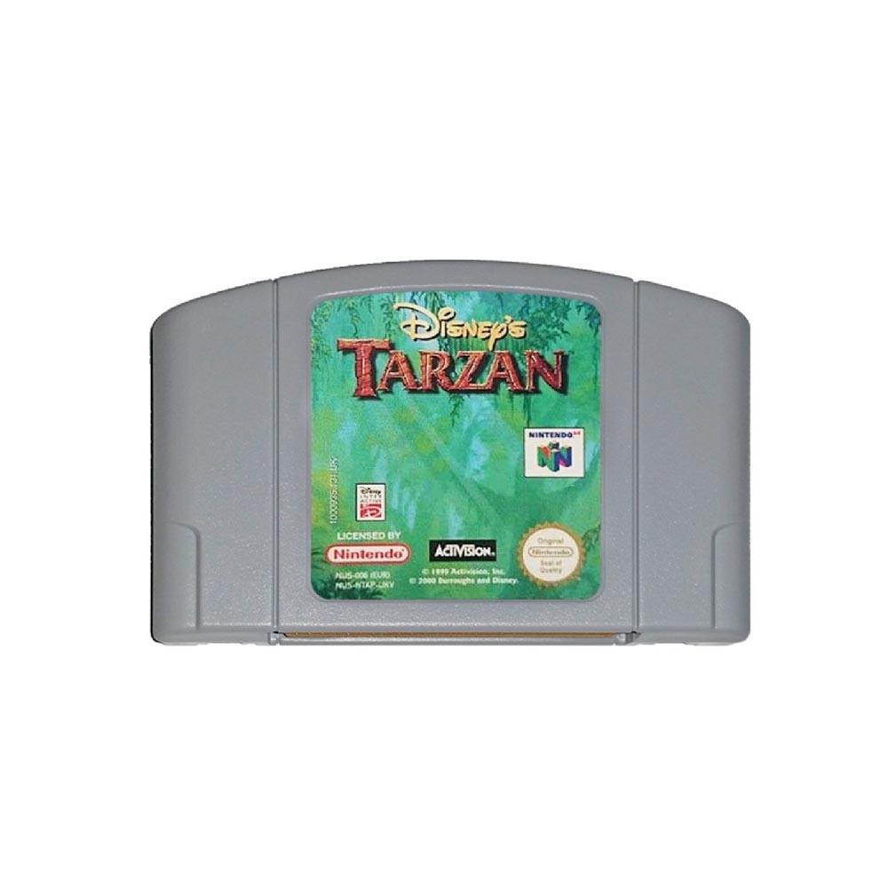 Disney's Tarzan - loose - USATO - N64