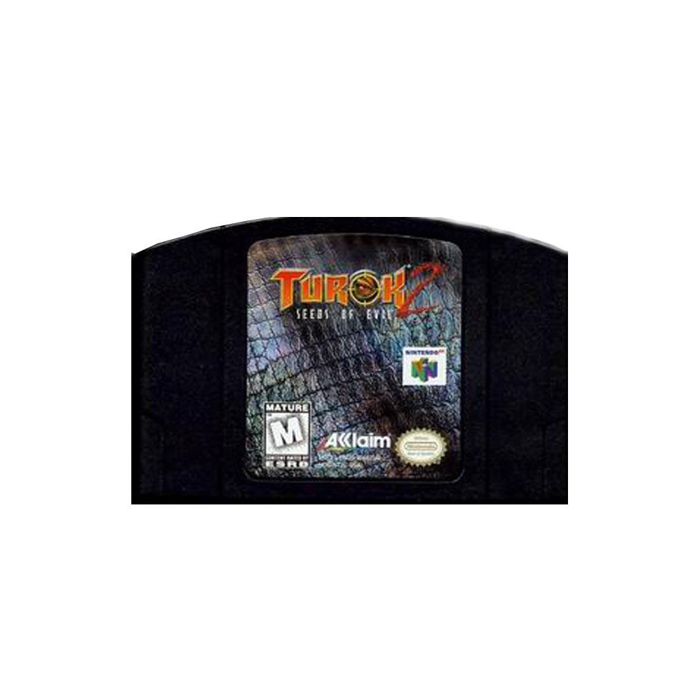 Turok 2: Seeds of Evil - loose - USATO - N64