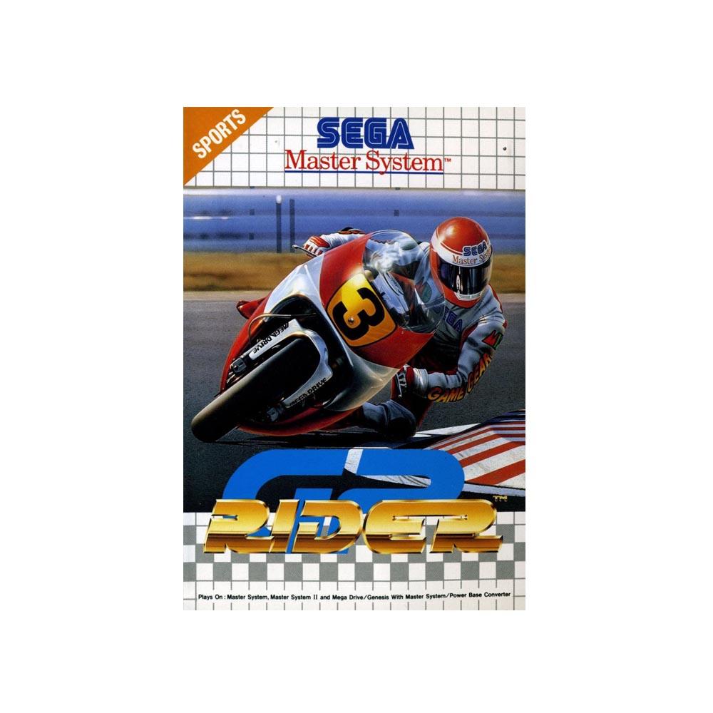 GP Rider - USATO - MASTER SYSTEM