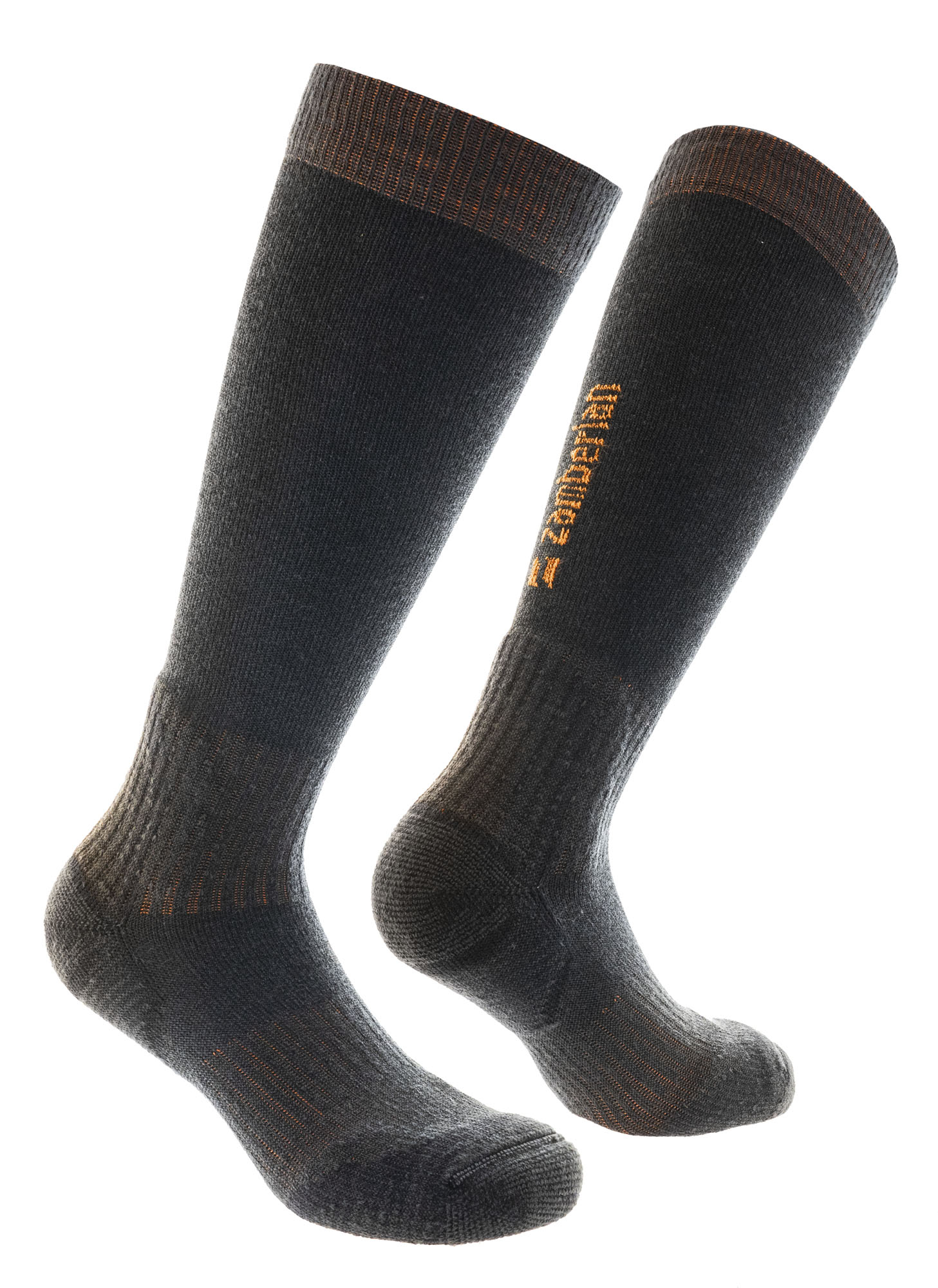 HIKING SOCKS ZAMBERLAN® ALPINE PEAK - Black