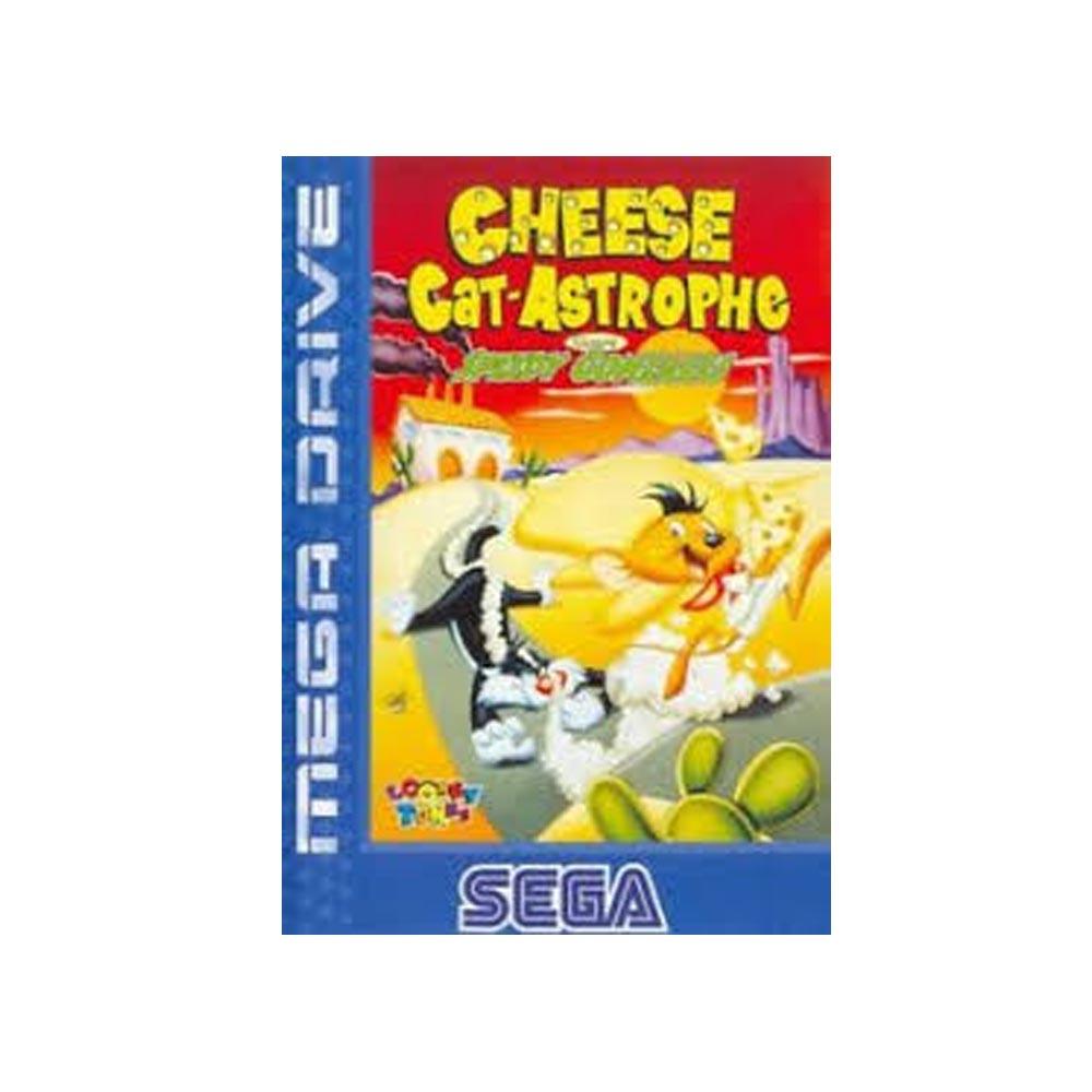 Cheese Cat-Astrophe starring Speedy Gonzales - USATO - MEGADRIVE