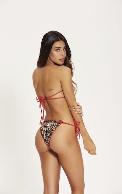 Bikini fascia Smerlata Maculata Cotazur Taglia L