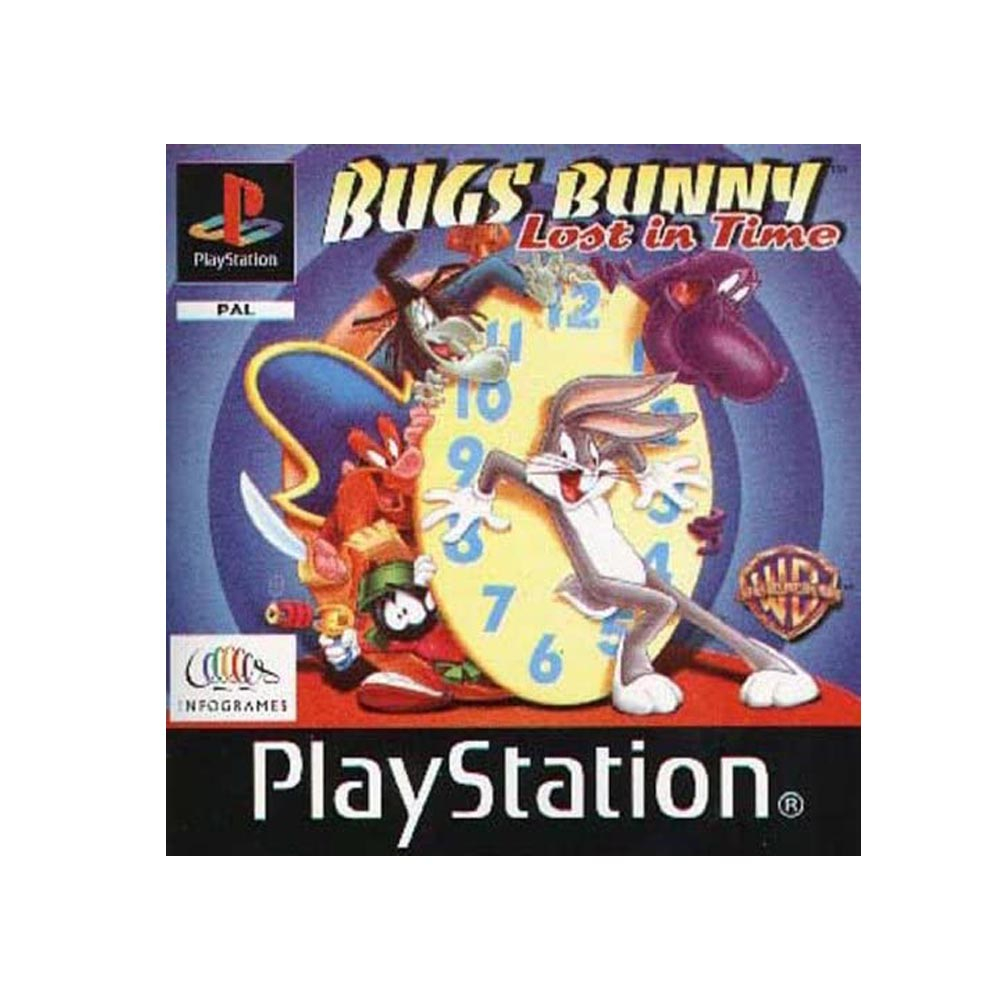 Bugs Bunny: Lost in Time - USATO - PS1