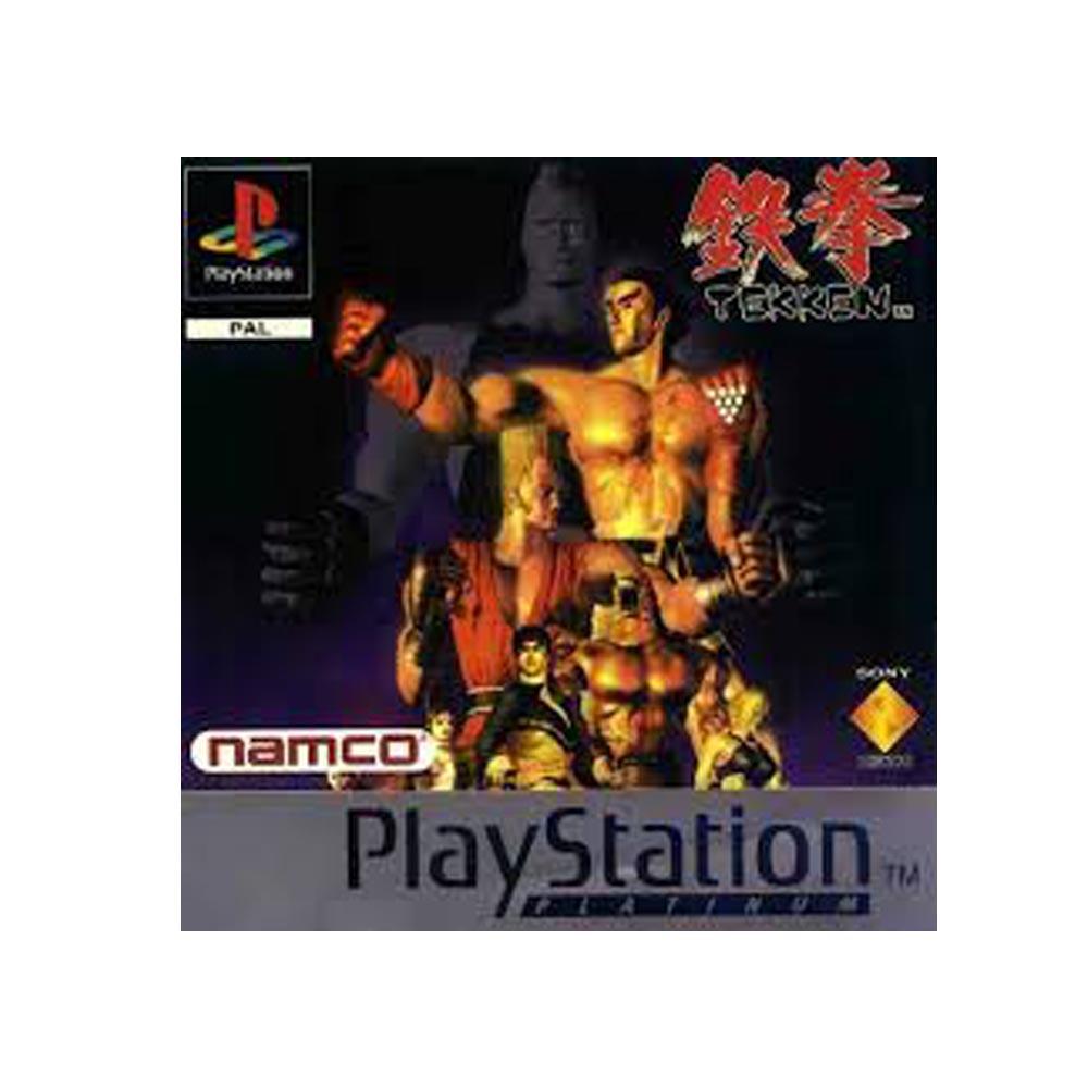 Tekken - USATO - PS1