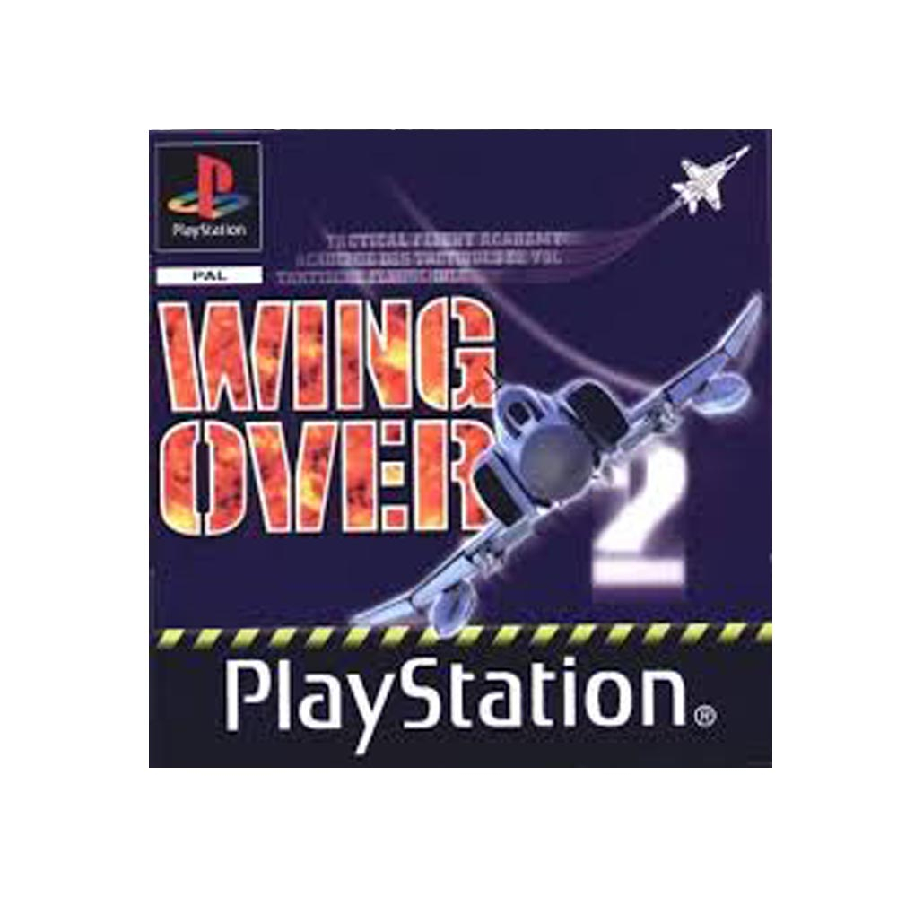 Wing Over 2 - USATO - PS1