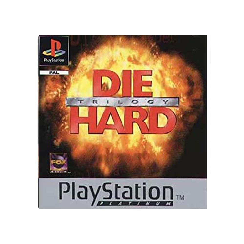 Die Hard Trilogy - USATO - PS1