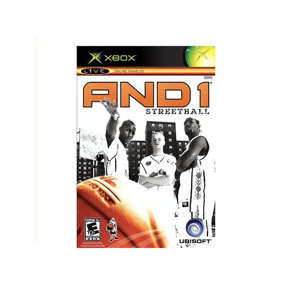 AND 1 Streetball - USATO - XBOX