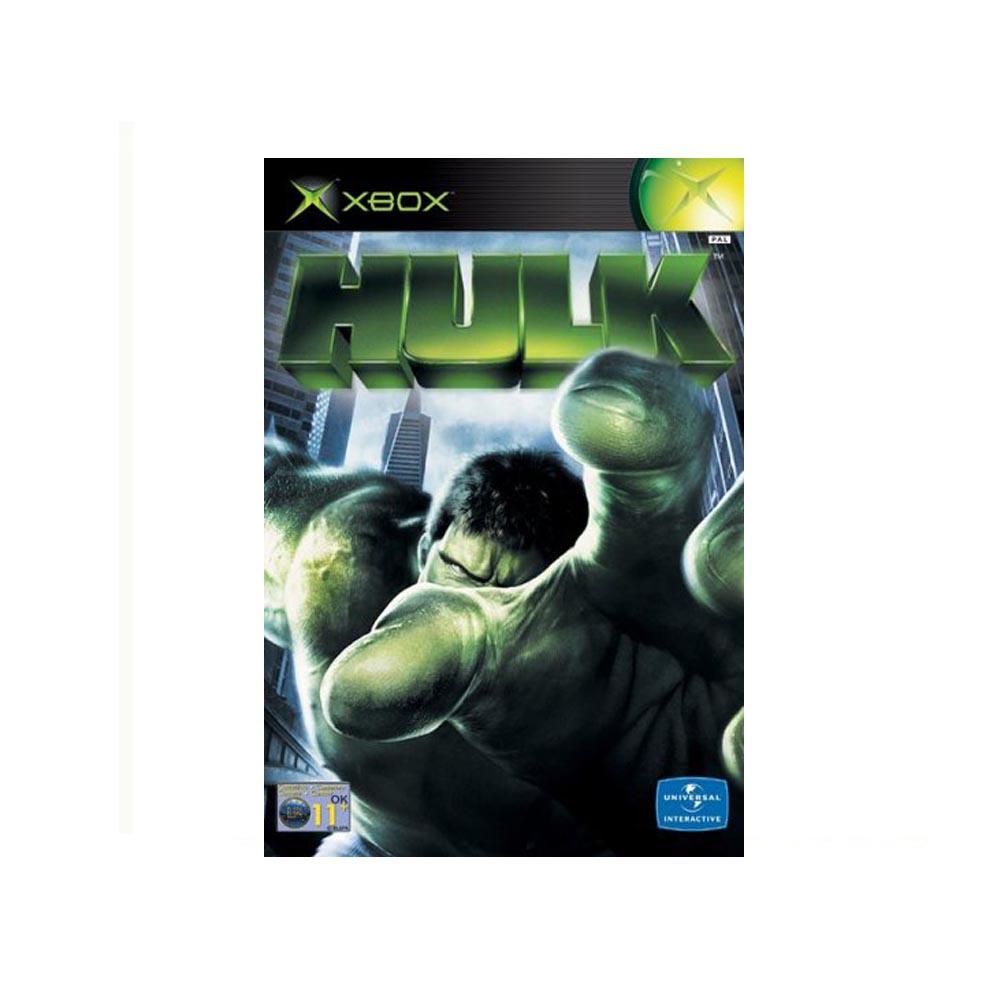 Hulk - USATO - XBOX