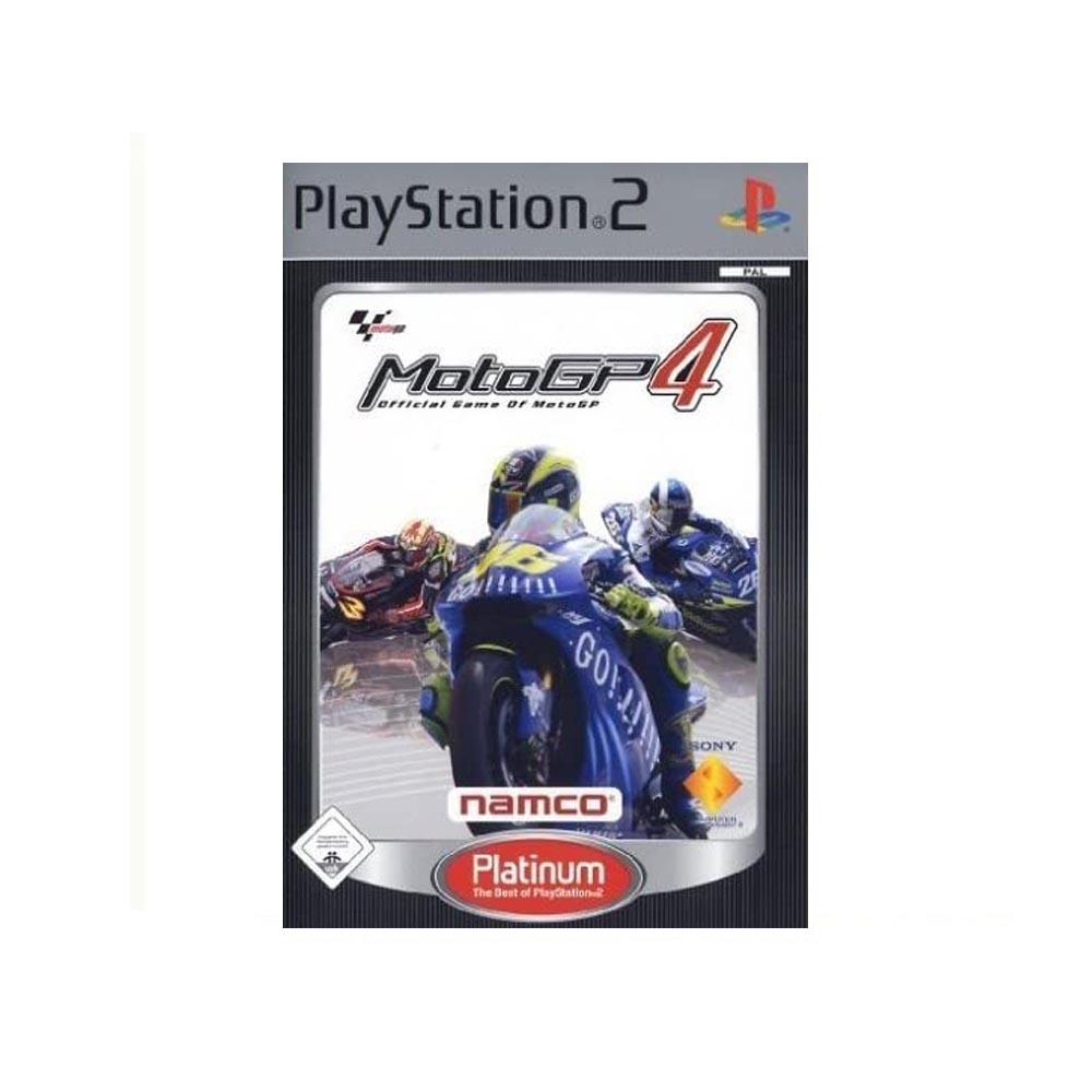 Moto GP 4 - USATO - PS2