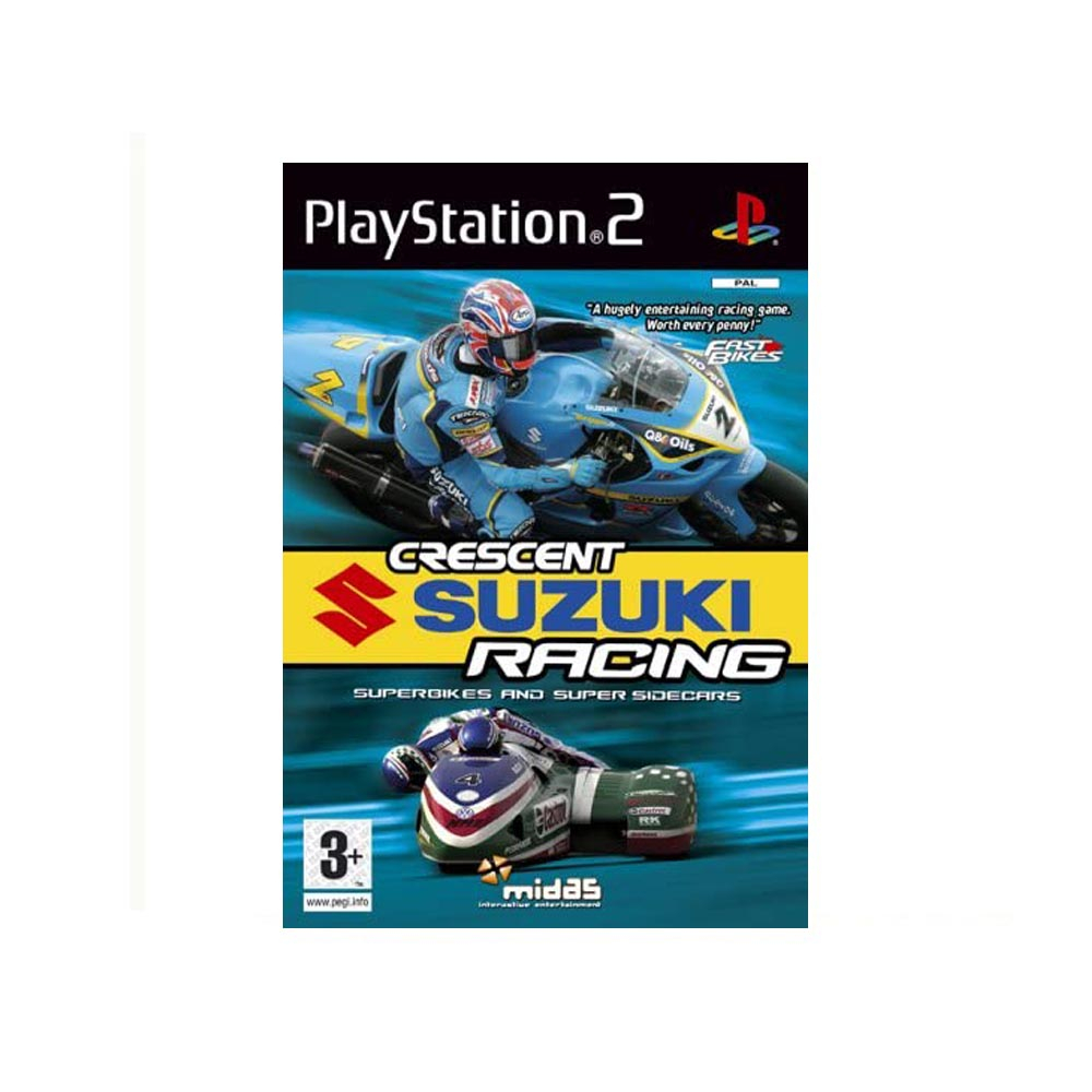 Crescent Suzuki Racing - USATO - PS2