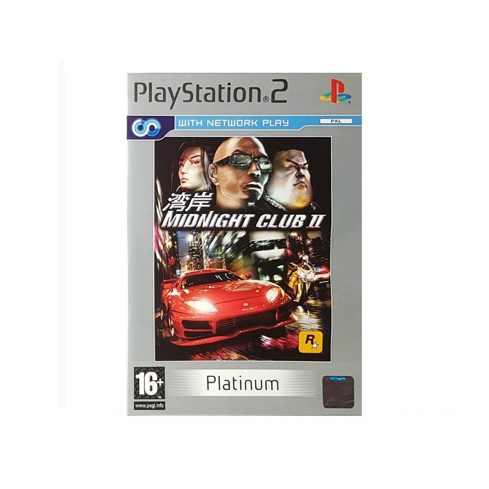 Midnight Club 2 - USATO - PS2