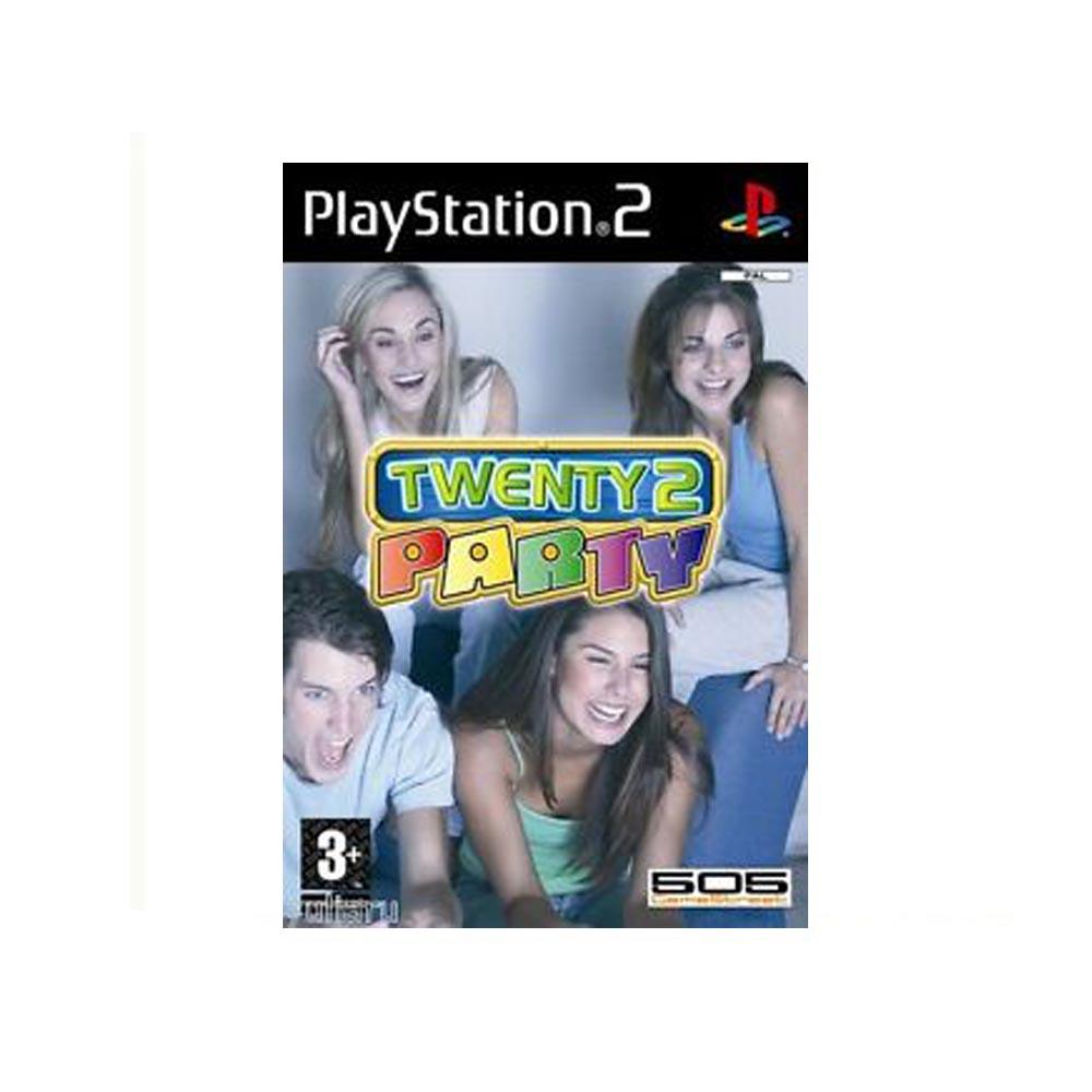 Twenty 2 Party - USATO - PS2