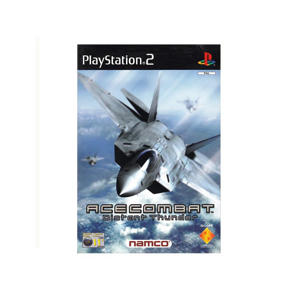 Ace Combat: Distant Thunder - USATO - PS2