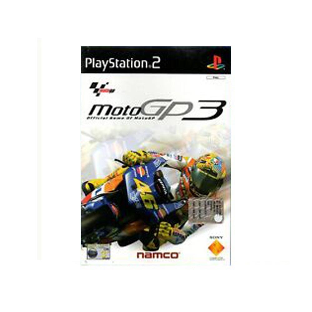 Moto GP 3 - USATO - PS2