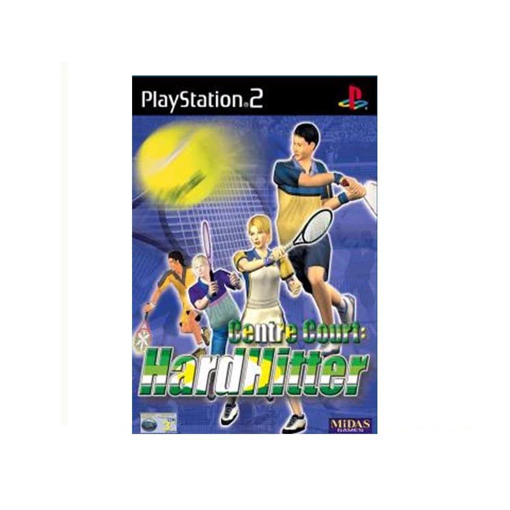 Centre Court: Hard Hitter - USATO - PS2