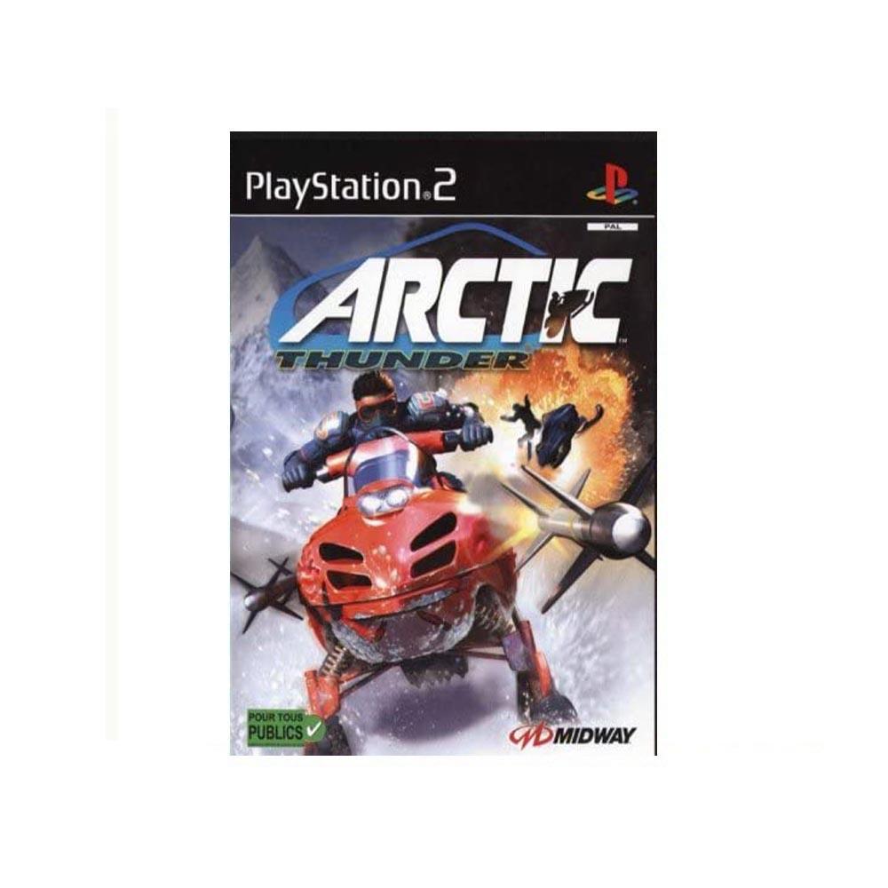 Arctic Thunder - USATO - PS2