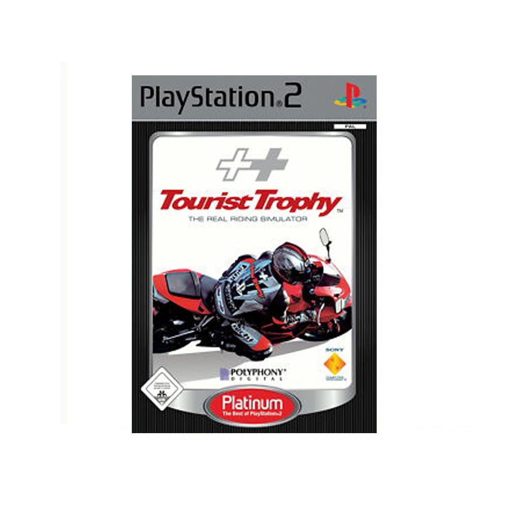 Tourist Trophy: The Real Riding Simulator - platinum - USATO - PS2