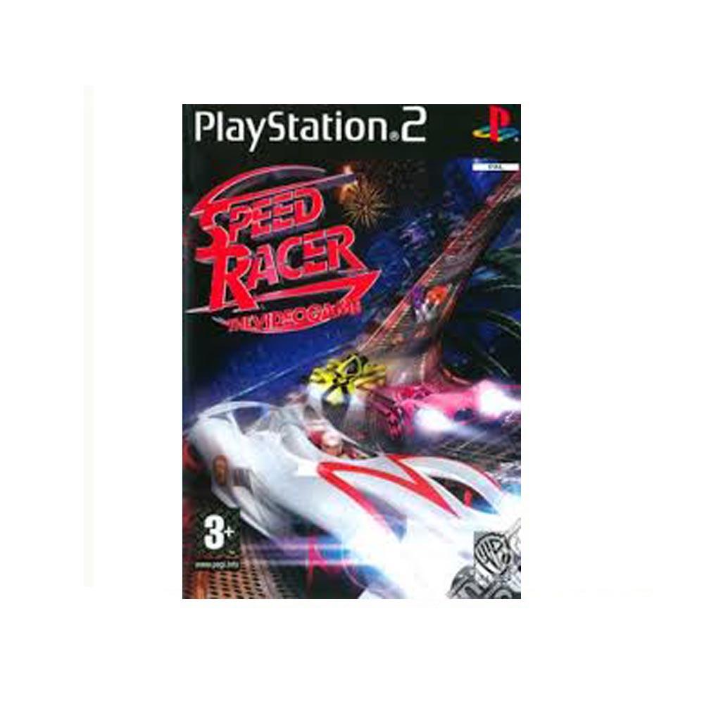 Speed Racer - USATO - PS2