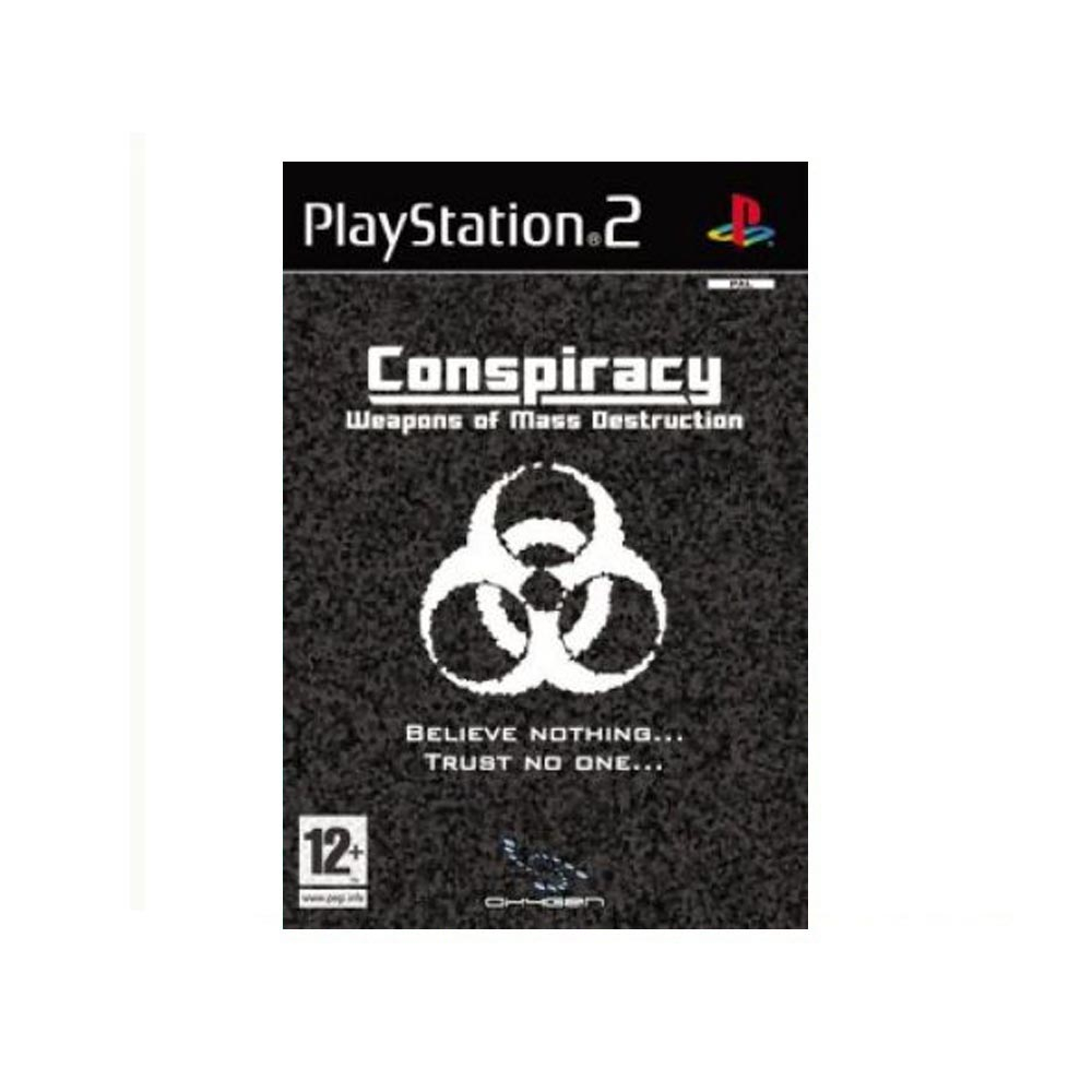 Conspiracy: Weapons of Mass Destruction - USATO - PS2