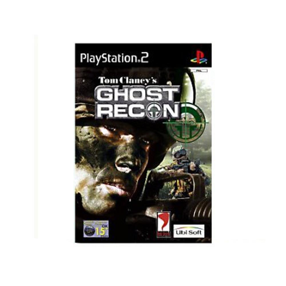 Tom Clancy's Ghost Recon - USATO - PS2