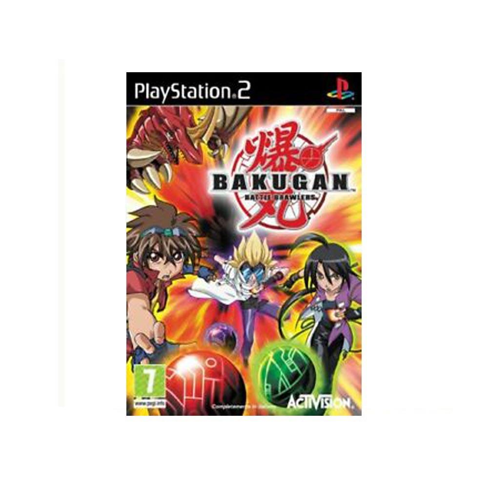 Bakugan: Battle Brawlers - USATO - PS2