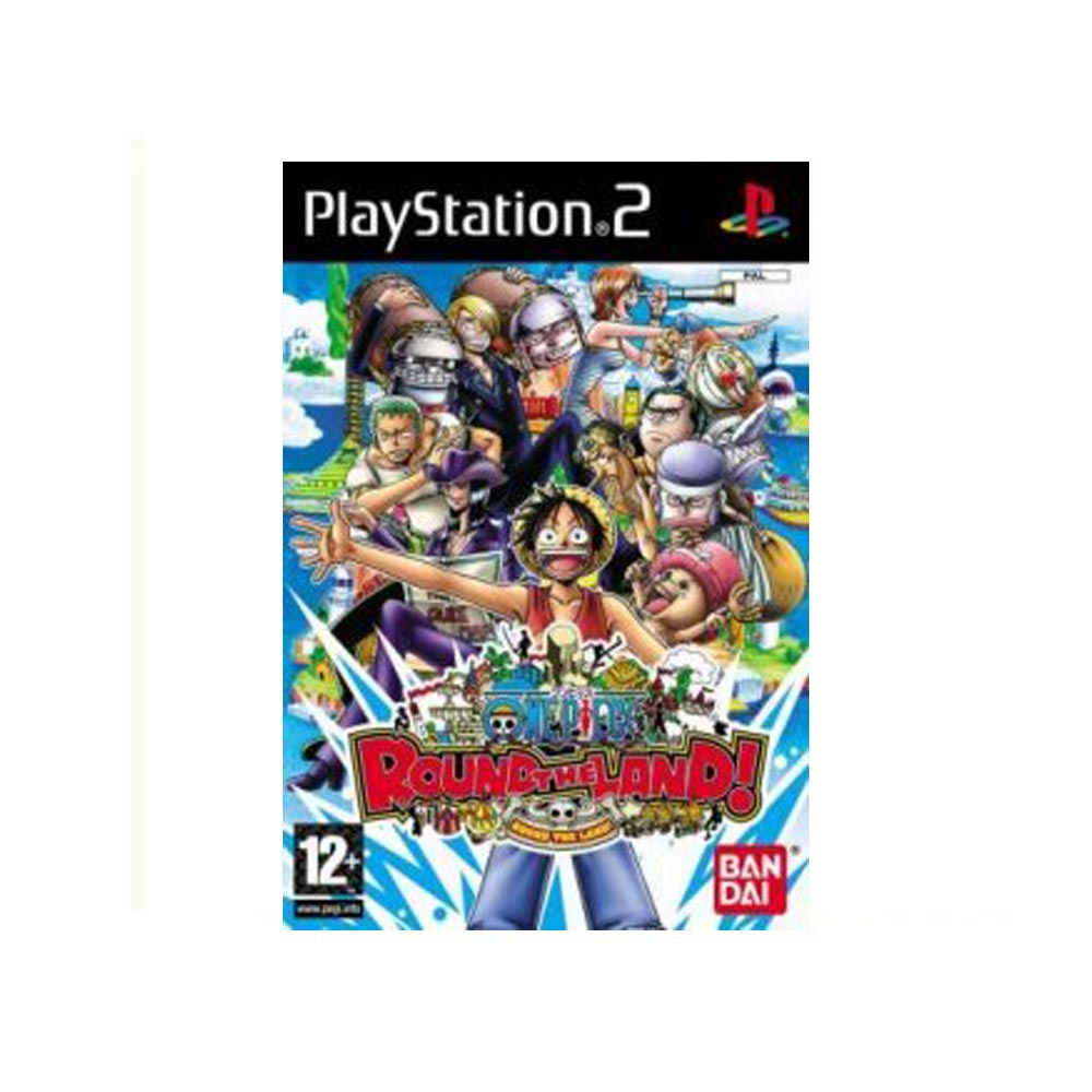 One Piece: Round The Land - USATO - PS2