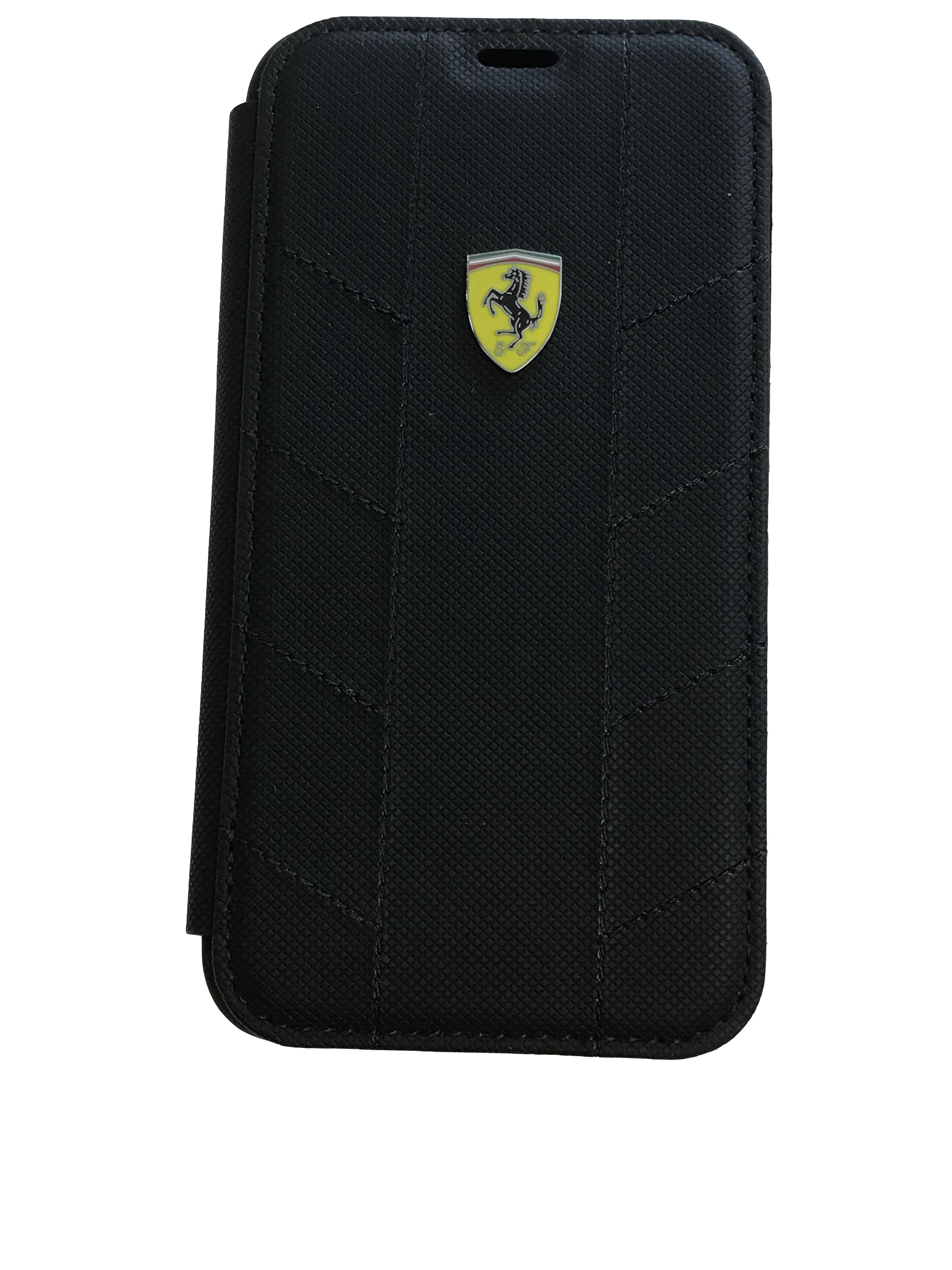 Ferrari Booktype Folio iPhone X