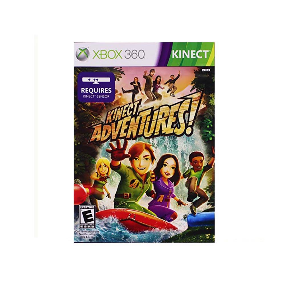Kinect Adventures! - USATO - XBOX360