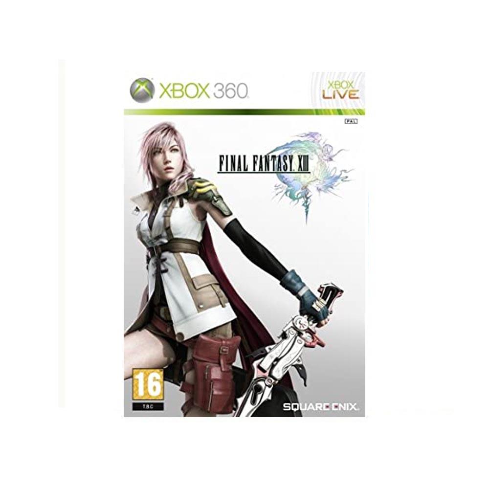 Final Fantasy XIII - USATO - XBOX360