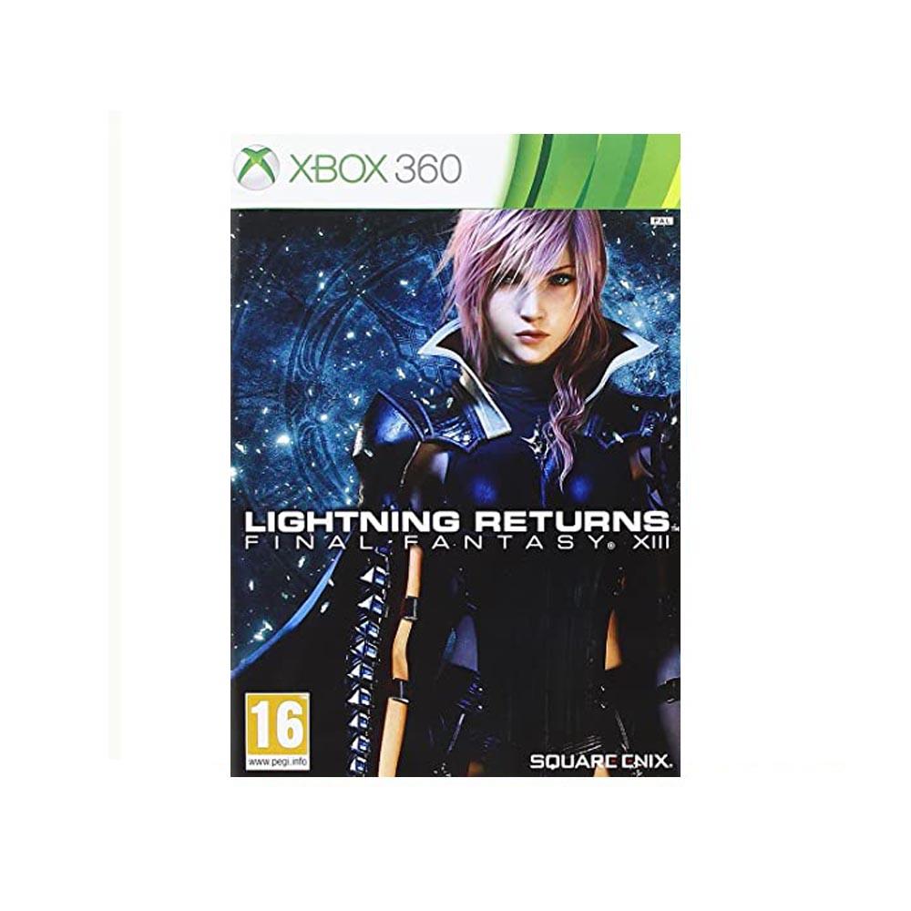 Lightning Returns: Final Fantasy XIII - USATO - XBOX360