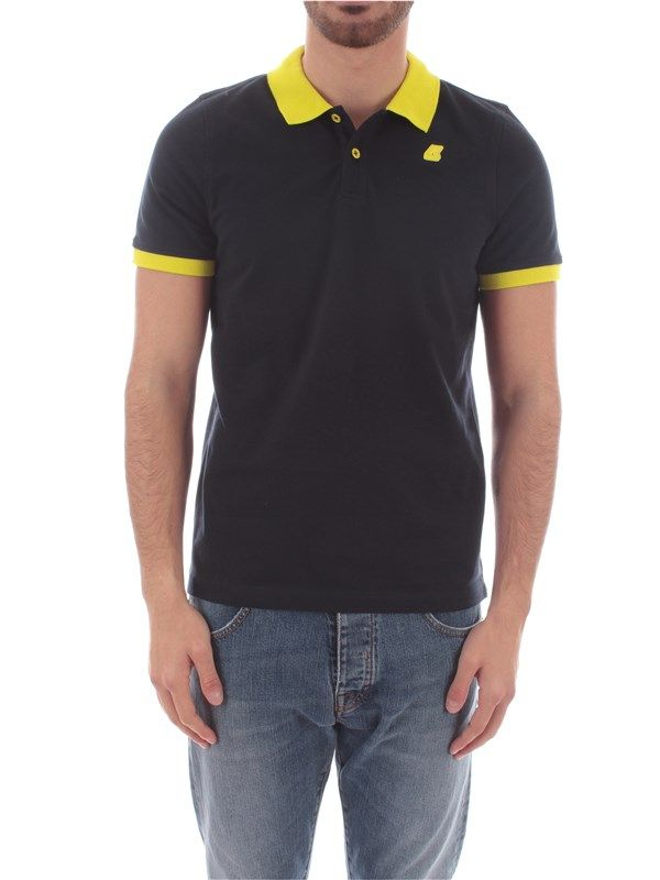 Polo Uomo K-WAY K00BG50 945  -19